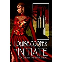 The Initiate (Time Master Trilogy) by Louise Cooper