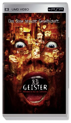 13 Geister [UMD Universal Media Disc]