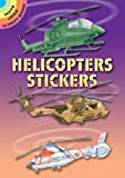 img - for Helicopters Stickers (Dover Little Activity Books Stickers) book / textbook / text book