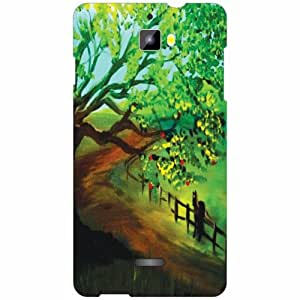 Micromax Canvas Nitro A311 Back Cover ( Designer Printed Hard Case)
