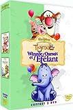 echange, troc Winnie l'ourson et l'éfélant / Les Aventures de Tigrou - Coffret 2 DVD