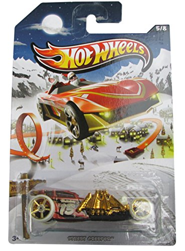 Hot Wheels 2013 Holiday Hot Rods Street Creeper 5/8