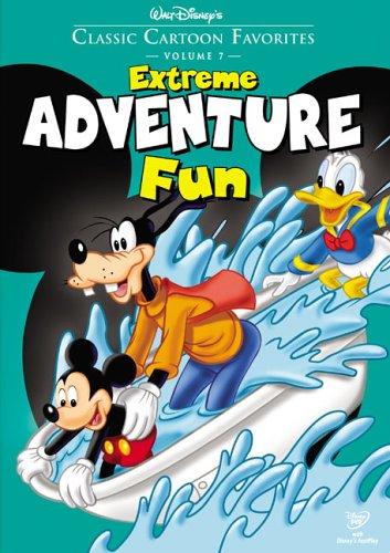 Classic Cartoon Favorites, Vol. 7 - Extreme Adventure Fun (Classic Cartoon Favorites Dvd compare prices)