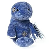 Tatty Teddy & My Blue Nose Friends Float the Manatee soft toy, sits 4