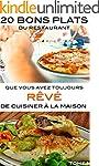20 bons plats du restaurant que vous...