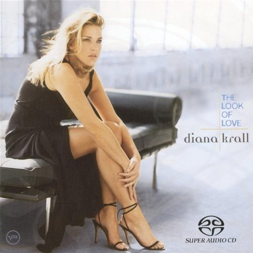 Krall, Diana The Look Of Love (Sacd) Mainstream Jazz by Diana Krall