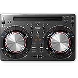 Pioneer DDJ-WEGO3-K Compact DJ 4/Dual Deck Controller, Black (Color: Black, Tamaño: 9.60 x 17.80 x 10.40 inches)