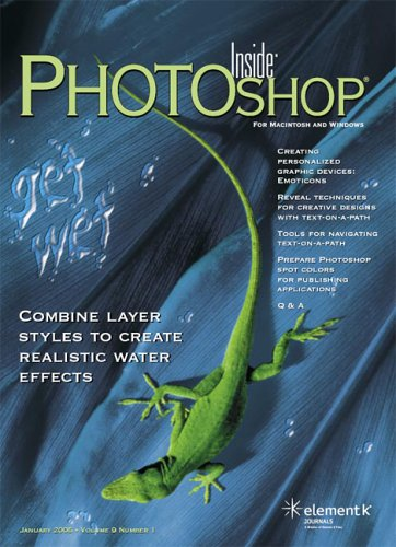 More Details about Inside Photoshop Magazine