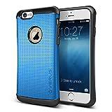 iPhone6 ケース VERUS THOR-dot 衝撃吸収 プラスチック × TPU 2層構造 ハイブリッド アーマー ケース for Apple iPhone 6 4.7 インチ 2014 エレクトリックブルー 【国内正規品】