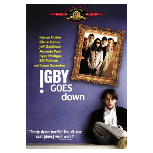 Igby Goes Down- movie poster