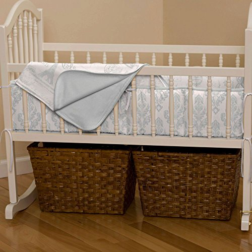 Paris Baby Bedding 6101 front