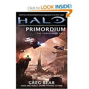 Halo: Primordium: Book Two of the Forerunner Saga by Greg Bear