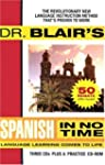 Dr. Blair's Spanish in No Time: The R...