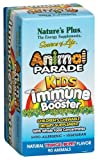 Natures Plus - Animal Parade Immune Booster, 90 chewable tablets