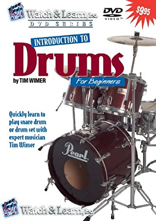 Introduction To Drums DVD