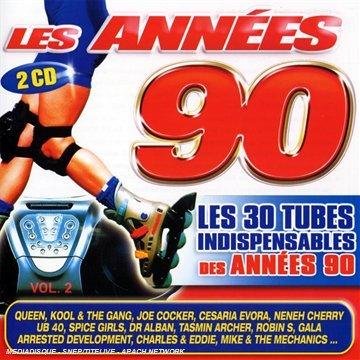 LES 30 TUBES INDISPENSABLES DES ANNEES 90