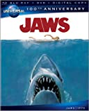 51GWK4 ObXL. SL160  Jaws [Blu ray + DVD + Digital Copy + UltraViolet] (Universals 100th Anniversary)
