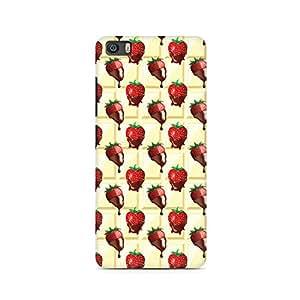 Ebby Strawberry Dip Premium Printed Case For Xiaomi Redmi Mi4i