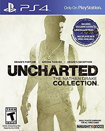 UNCHARTED: The Nathan Drake Collection - PS4 [Digital Code]