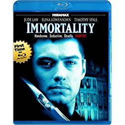 Immortality [Blu-ray]