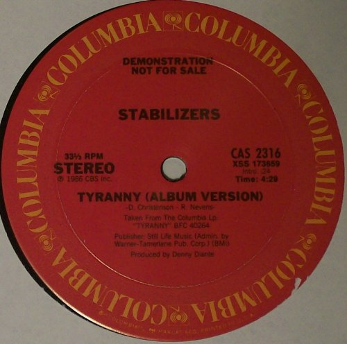 Stabilizers: Tyranny (2 vers.) [12