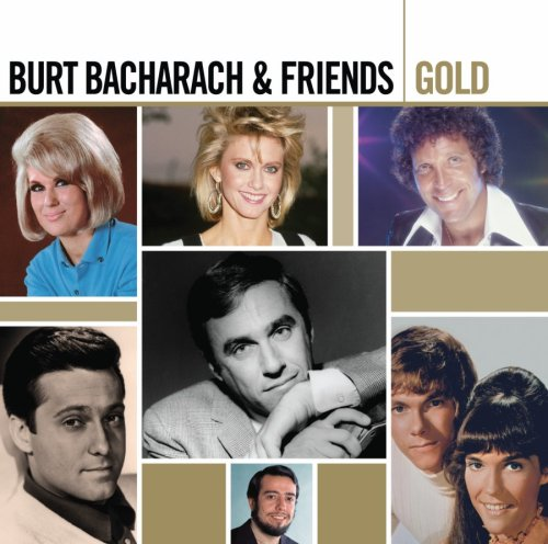Dionne Warwick - Burt Bacharach & Friends - Gold - Zortam Music