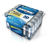 Rayovac 815-30F AA Reclosable Pro 30 Pack Alkaline Batteries