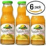 Brazil Gourmet Passion Fruit Nectar case of 6/10oz Bottles