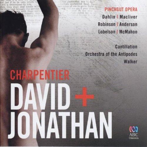 David & Jonathan (Pinchgut Opera)