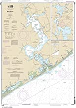 NOAA Chart 11542 New River Jacksonville 415 X 293 WATERPROOF
