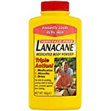 Lanacane Triple Action Medicated Body Powder