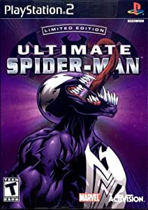 Ultimate Spider-Man Limited Edition - PlayStation 2