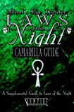 img - for Laws of the Night: Camarilla Guide (Mind's Eye Theatre) book / textbook / text book