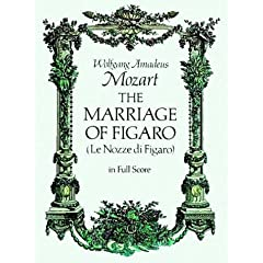 Mozart: The Marriage of Figaro: (Le Nozze Di Figaro) in Full ScoreのAmazonの商品頁を開く