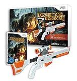 echange, troc CabelaŽs Dangerous Hunts 2011 + Top Shot Elite Gun Wii [Import allemande]