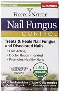Forces of Nature Nail Fungus Control, 11 Gram