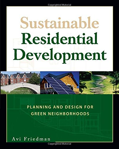 Sustainable Residential Development: Planning and Design...