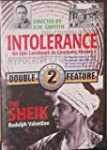 Intolerance & The Sheikl Double Featu...