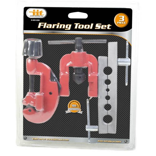 IIT 49100 Tube Cutting and Flaring Set