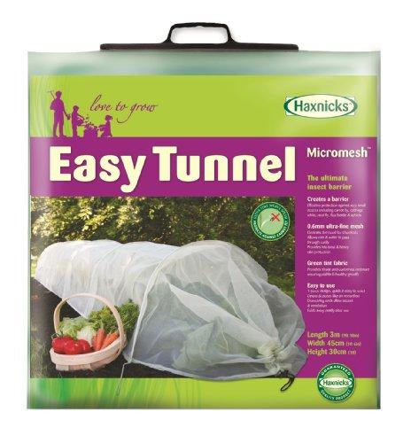 Tierra Garden 50-5040 Haxnicks Easy Micromesh Tunnel