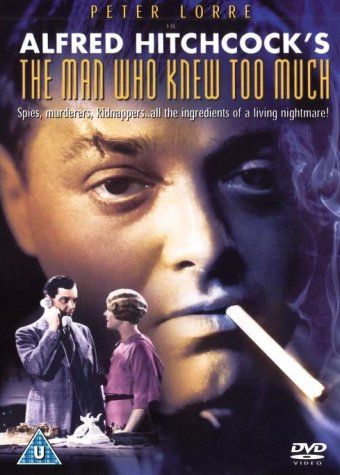 Man Who Knew Too Much [DVD]
