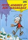 les Petits Hommes, tome 25 : Petits Hommes et mini-gagagags par Seron