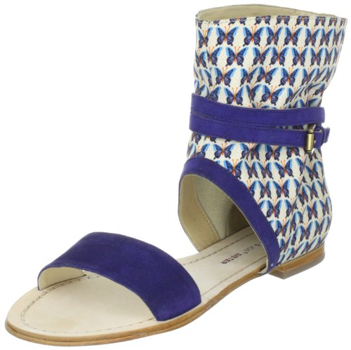 Paul & Joe Sister ARMINE P. CANVAS 210503-50, Sandali donna, Blu (Blau (BLEU 5)), 38