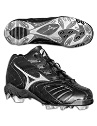 Mizuno Kid's Youth 9-Spike Franchise G3 Mid Baseball Cleats