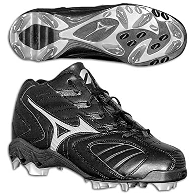 Buy Mizuno Youth 9-Spike Franchise G3 Molded Cleats (Mid) by Mizuno