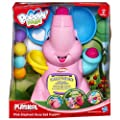 Playskool Poppin' Park Elefun Busy Ball Popper - Pink