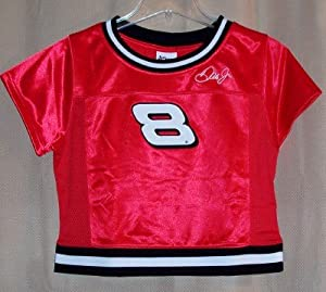 Dale Earnhardt Jr. NASCAR Ladies Jersey by Chase Authentics