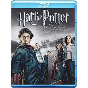 Harry Potter e il calice di fuoco [Blu-ray] [Import italien]
