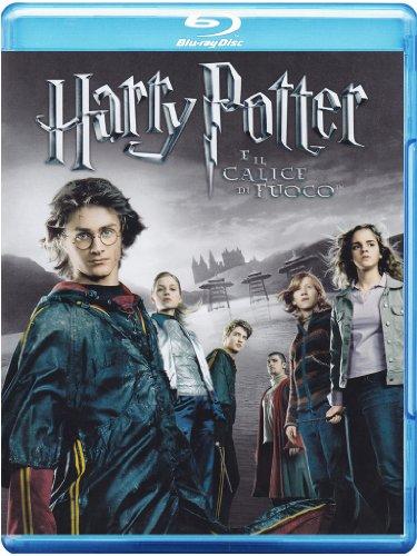 Harry Potter e il calice di fuoco [Blu-ray] [IT Import]