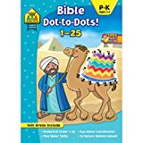 img - for Bible Dot-to-Dots! 1-25 book / textbook / text book